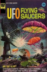 Gold Key's UFO Flying Saucers Issue # 3whitman