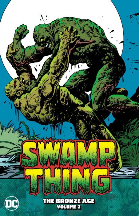 Swamp Thing #115 Vol 2