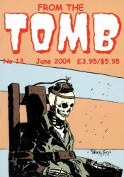 Voodoo Comics's From the Tomb Issue # 13