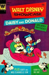 Gold Key's Walt Disney Showcase Issue # 8whitman