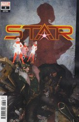 Marvel Comics's Star Issue # 3b