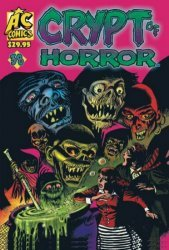 AC Comics's Crypt of Horror TPB # 38