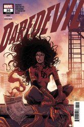 Marvel Comics's Daredevil Issue # 30