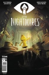 Titan Comics's Little Nightmares Issue # 1c