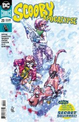 DC Comics's Scooby Apocalypse Issue # 20