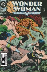 DC Comics's Wonder Woman Issue # 95b