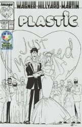Image Comics's Plastic Issue # 1diamond