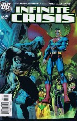 DC Comics's Infinite Crisis Issue # 3