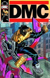 Darryl Makes Comics's DMC Soft Cover # 1