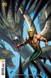 DC Comics's Hawkman Issue # 4b