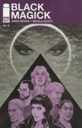 Image Comics's Black Magick Issue # 15