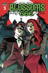 Archie Comics Group's Blossoms 666 Issue # 5c