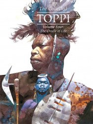 Lion Forge Comics's The Collected Toppi Hard Cover # 4