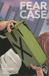 Dark Horse Comics's Fear Case Issue # 3b