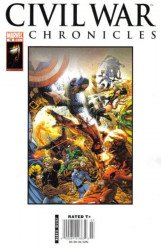 Marvel Comics's Civil War Chronicles Issue # 10b