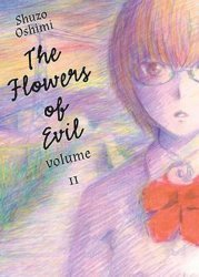 Vertical's Flowers Of Evil Soft Cover # 11