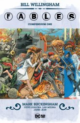 DC Black Label's Fables: Compendium TPB # 1