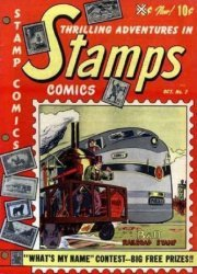 Youthful Magazines's Stamps Comics Issue # 7
