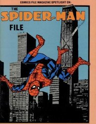 Heroes Publishing Inc's Comics File Magazine Spotlight: Spider-Man File Soft Cover # 1