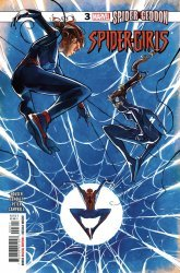 Marvel Comics's Spider-Girls Issue # 3