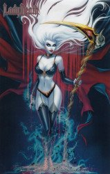 Coffin Comics's Lady Death: Malevolent Decimation Issue # 1j
