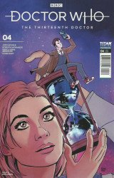 Titan Comics's Doctor Who: 13th Doctor - Season 2 Issue # 4