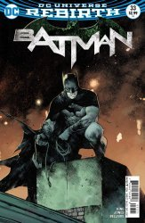 DC Comics's Batman Issue # 33b