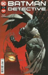 DC Comics's Batman: The Detective Issue # 1
