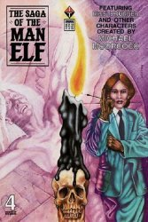 Trident Comics's Saga of the Man Elf Issue # 4