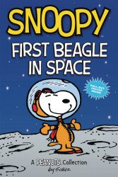 AMP's Snoopy: First Beagle In Space TPB # 1