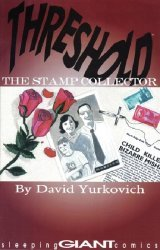 Sleeping Giant Comics's Threshold: The Stamp Collector Issue # 1