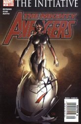 Marvel Comics's Mighty Avengers Issue # 2b