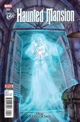 Marvel's Haunted Mansion Issue # 4