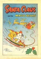Promotional Publishing's Santa Claus and the Magic Bears Issue nn