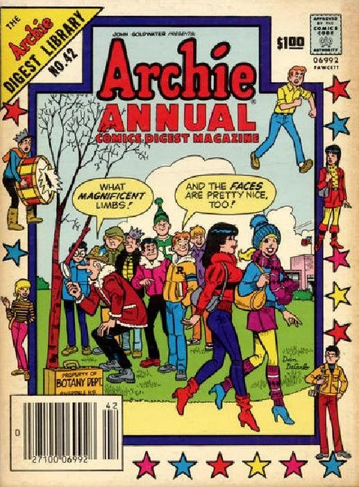 comics guide price archie