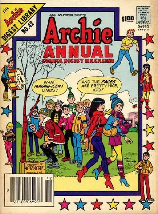 comics guide price archie