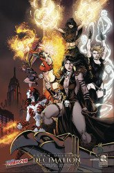 Aspen Entertainment's Aspen Universe: Decimation Issue # 1f