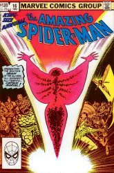 Marvel Comics's The Amazing Spider-Man Annual # 16