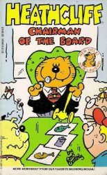 Charter Books's Heathcliff: Chairman of the Board Soft Cover # 1