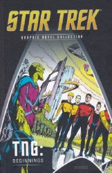 Eaglemoss Publications Ltd.'s Star Trek: Graphic Novel Collection Hard Cover # 27