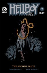Dark Horse's Hellboy in Hell Issue # 9
