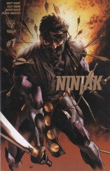 Valiant Entertainment's Ninjak Issue # 1i