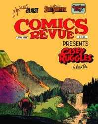 Manuscript Press's Comics Revue Presents Issue # 34