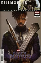 Marvel Comics's Killmonger Issue # 1b