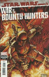 Marvel Comics's Star Wars: War of the Bounty Hunters - Alpha Issue # 1c