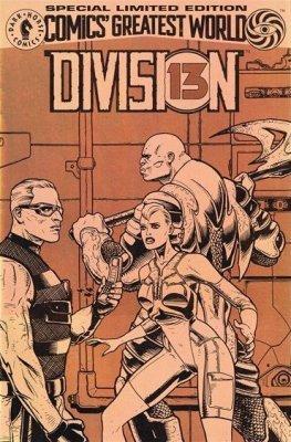 Comics Greatest World Cinnabar Flats 4 Out of the Vortex Vol.4