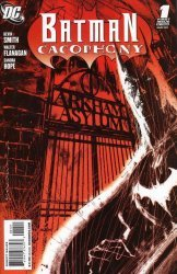 DC Comics's Batman: Cacophony Issue # 1b