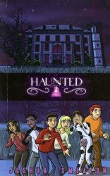 Orion Books's Haunted Soft Cover # 1