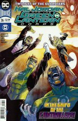 DC Comics's Hal Jordan and the Green Lantern Corps Issue # 36