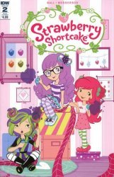 IDW Publishing's Strawberry Shortcake Issue # 2sub-b
